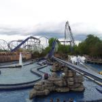 Exciting visit in Europa Park