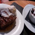 Amazing puddings.