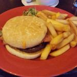 Ground Irish Steak Burger