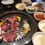 Foto di Hansang Korean Charcoal Barbecue