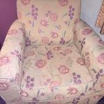 Everything about rm 131 was Disgusting! Dirty chair, worn out furniture, some thing that looked