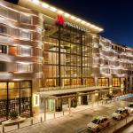 Madrid Marriott Auditorium Hotel & Conference Center resmi