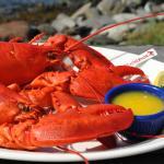 Twin Lobster Dinner
