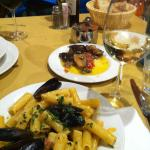 Dinner in Lucca