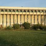 University of Sindh Campus