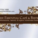 The Essential Cafe & Bistro