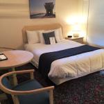 Single queen bed, Room#110