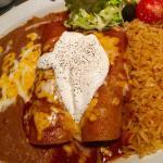 Enchiladas Suprema.... soooo good! 😍