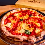 Pepperoni - fresh mozzarella, spicy soppressata, pecorino romano $14