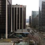 Window View - Hyatt Regency Vancouver Photo