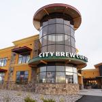 City Brew across from the Mall