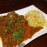 Steak Balti