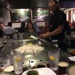 Hibachi restaurant Kimura