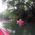 Kayak float trip with Neil and Tropical Duckies