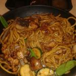 My stir fry & sauces