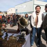 Der Sonntagsflohmarkt in Consell