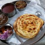 The perfect thali