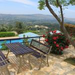 Villa Vagelio with private pool and breathtaking view