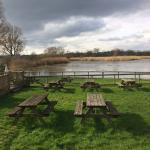 Beautiful Garden and Decking with River Avon view