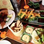 dinner at Mahiki