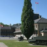 The Royal Canadian Regiment Museum, Outdoors Display