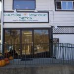 Chalet High Check-in Office