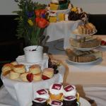 Afternoon tea at our corporate event
