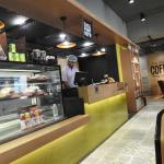 Foto van Cafe Coffee Day