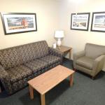 2 Room Suite Sitting area