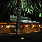Rutherford Grill at night
