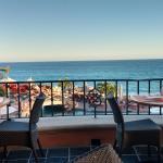 Balcony - Tomatoes Restaurant Photo