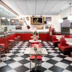 Only You Cafe Bar 50's Diner