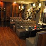 vine first floor booths