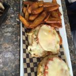 The grilled cheese is super cheesy! The tuna melt is to die for. The fries fresh and hot:) soft