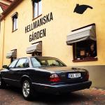 Hellmanska Garden Café