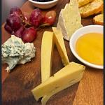 Cheese platter feature