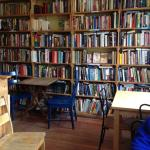 Bacchus Books and Cafe - Golden BC - upstairs interior 4