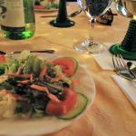 Salad with kraut