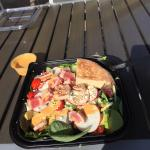 Ahi Salad - special of the day