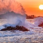 Elmira Bay Sunset