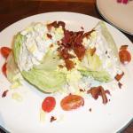 Iceberg Lettuce Wedge