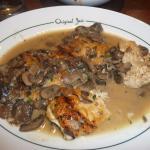 Chicken Scallopini Sec