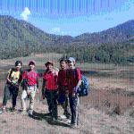 Semeru trekking