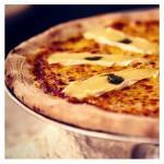 Slice Camembert Pizza