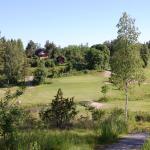 Golfbana, hål 3