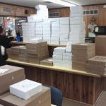 2016 Paczki Day boxes ready to pick up