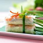 Summer roll one of the top Vietnamese Cuisine
