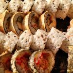 Foto van Sushi Room