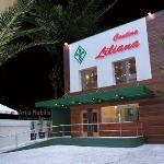 Cantina Liliana: comida italiana muito boa. Servem outros pratos. Atendimento excepcional. Resta