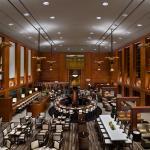 Sprawling BANK Lobby